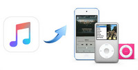 Transfer Apple Music to iPod