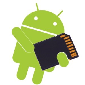 backup Android to SD Card