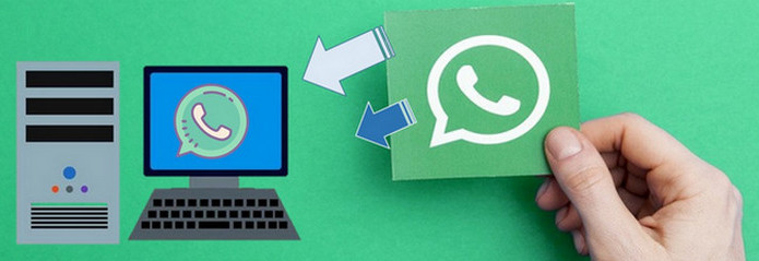 backup iphone whatsapp photos to pc