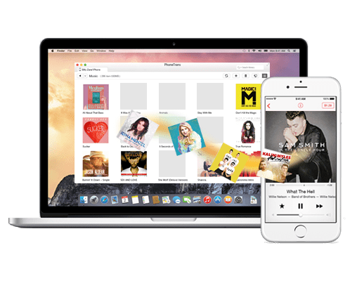 transfer iPod music to Mac for free