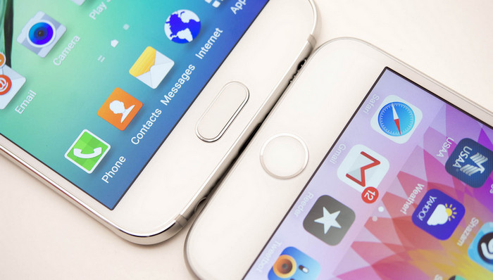 Samsung Galaxy Note 4 Vs iPhone 6