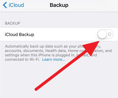 Sync and Restore Your iPhone with iCloud
