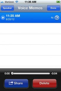transfer iphone voice memo