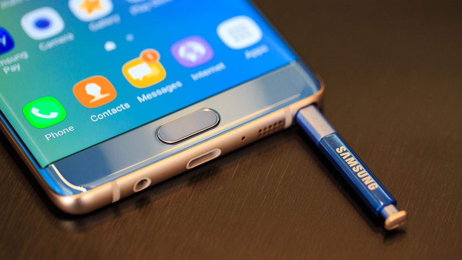 samsung galaxy note 8 contact
