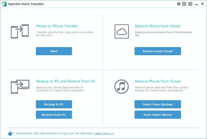 transfer data from samsung to oneplus 3t step1
