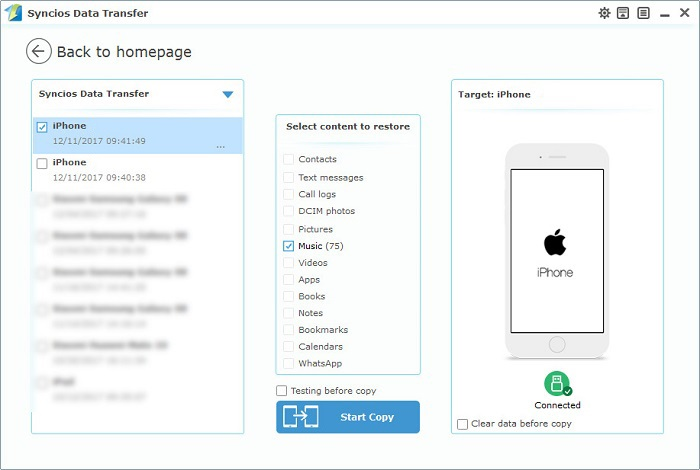 how to move songs from computer to iphone 6
