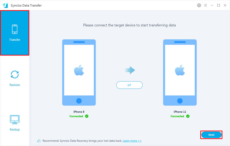 iphone/android to iphone 11 transfer