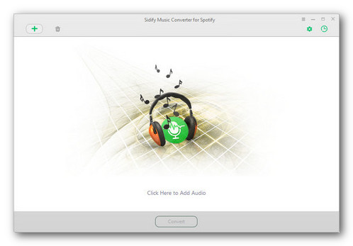 sidify homepage